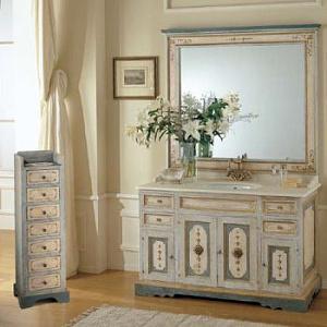 Мебель для ванной комнаты Mobili Di Castello Ventotene