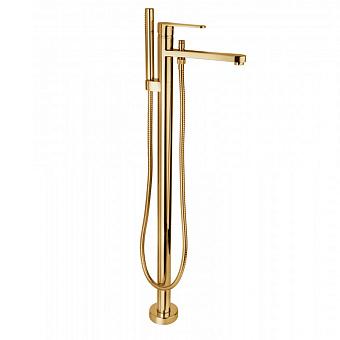 Bongio O'Clock Green, Смеситель для ванны, цвет: золото
