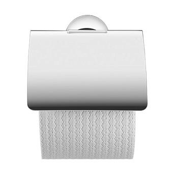 Duravit Starck T Держатель туалетной бумаги с крышкой, подвесной, цвет: хром