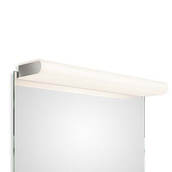 Decor Walther Book 1-60 LED Светильник на зеркало 58x11.5x4.5см, светодиодный, 1x LED 16.4W, цвет: никель сатинированный