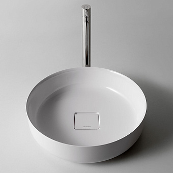Antonio Lupi Bolo Раковина накладная 45х45см, цвет: белый