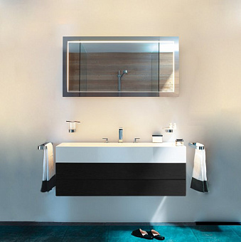 Keuco Edition 300 Комплект мебели 125x52.5х31.5 см, антрацит