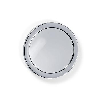 Decor Walther SPT 1 Косметическое зеркало 14см, магнитное, подвесное, увел. 5x, цвет: хром