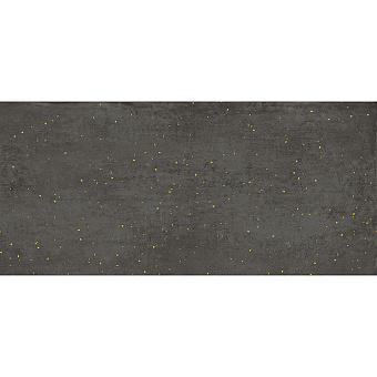 Lea Ceramiche Concreto Керамогранит 120x260x0.6см, универсальный, неглазурованный, декор drops gold, цвет: dark/противоскользящая