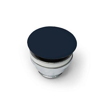 Artceram Донный клапан для раковин универсальный, покрытие керамика, цвет: notte