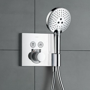 Душевые системы Axor ShowerSelect