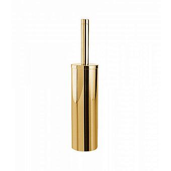 Ершик туалетный подвесной Bongio T Mix, цвет: золото 24к.