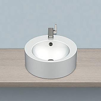 Alape AB Раковина 45х45см., с 1 отв., накладная, цвет: белый