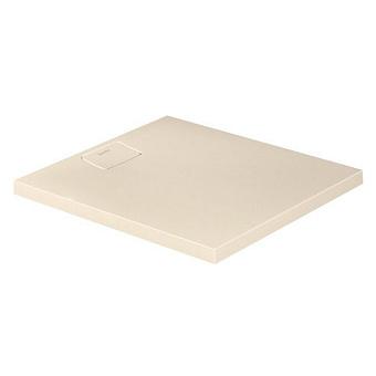 Duravit  Stonetto Поддон композитный  прямоугольный  900x800х50mm, d90, цвет Песочный