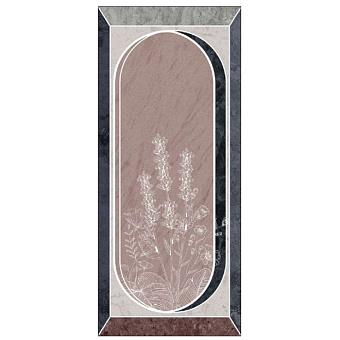 Ornamenta Operae Керамическая плитка 120х278см, настенная, декор: Scenery Warm