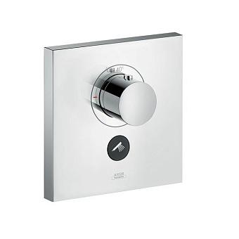 Axor ShowerSelect Термостат Highflow с дополнительным клапаном для ручного душа, квадратный, цвет: хром