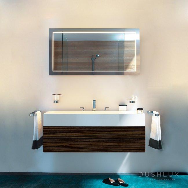 Keuco Edition 300 Комплект мебели 125x52.5х31.5 см, Ebano