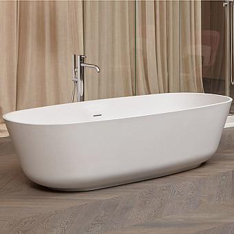 Antonio Lupi Baia Small Ванна отдельностоящая 170х70х53см, цвет: белый