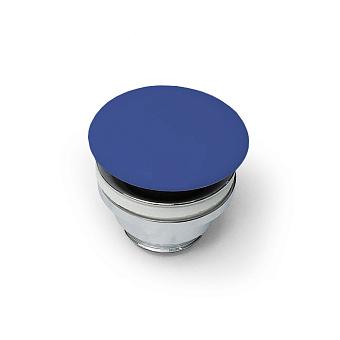 Artceram Донный клапан для раковин универсальный, покрытие керамика, цвет blu zaffiro