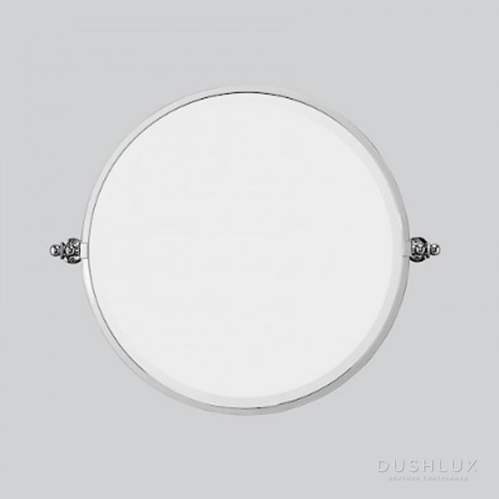 Devon&Devon First Class Зеркало поворотное, круглое 53 см.цвет хром