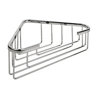 Colombo Basic B2733 Угловая металлическая полочка