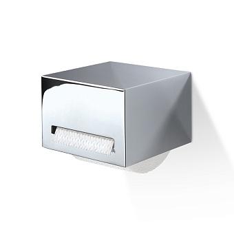 Decor Walther Cap Держатель туалетной бумаги, цвет: хром