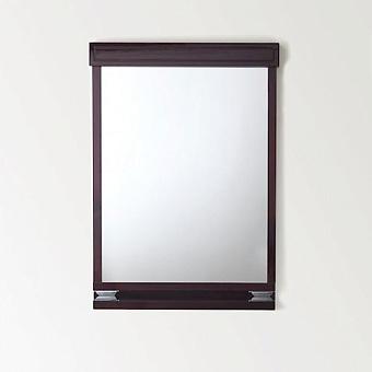 Devon&Devon Bentley Зеркало, цвет: prune/хром