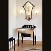Gentry Home Benjamin Комплект мебели 79,8х90х60,4 см с мраморным топом и раковиной