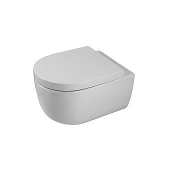 Noken Acro Compact Унитаз подвесной 49.5х36см., цвет: белый