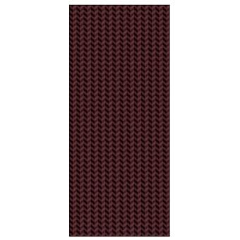 Ornamenta Operae Керамическая плитка 120х278см, настенная, декор: Chevron Bordeaux