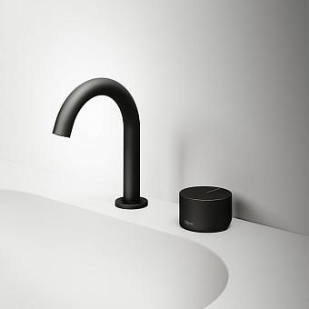 Falper Acquifero Излив для раковины/ванны, 12 см, цвет: черный матовый