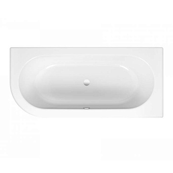 BETTE Starlet V Ванна 185х85x42 см, BetteGlasur® Plus, цвет: белый