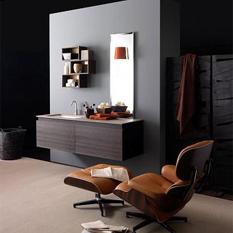 Karol KS comp. №5, комплект подвесной мебели 160 см. цвет: Yellow Pine Clear Brown