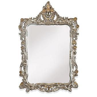 "TW Зеркало в раме 71х107см, цвет рамы ""mecca"""