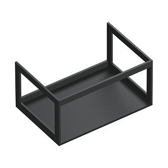 Catalano Horizon Металлическая структура 70x47xh37см, подвесная, цвет: черный матовый