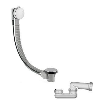 Noken NEXT Слив-перелив для ванны D40мм., цвет: хром