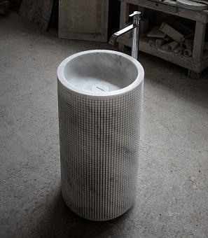 Antonio Lupi Pixel Раковина напольная, 45 x 85 x 45 см