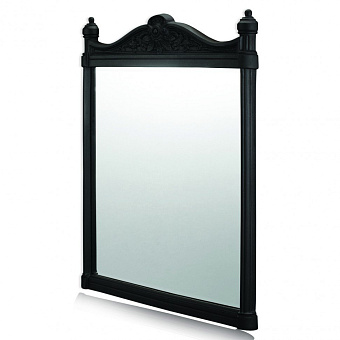 Burlington Зеркало Georgian с рамой из черного алюминия