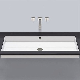 Alape UB.ME Раковина встраиваемая под столешницу 104.4х41.9 см