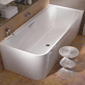 Bette Art V Ванна 185х80х42 см, прямоугольная, с шумоизоляцией, BetteGlasur® Plus, цвет: белый