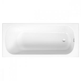 Bette Form 2020 Ванна встраиваемая, 1900х800х420 мм., с системой антишум, BetteGlasur® Plus, BetteАнтислип, цвет: белый