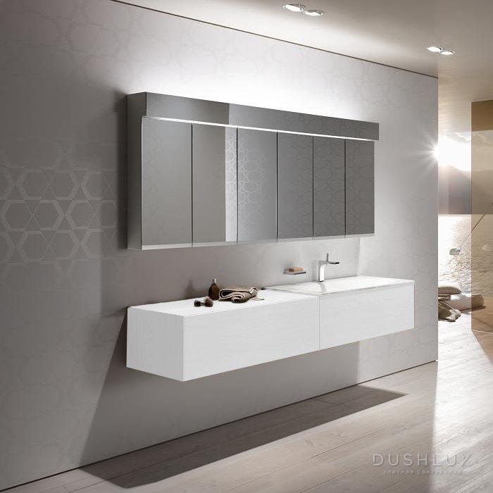 Keuco Edition 11 Planning Комплект мебели 210х53.5х35 см, белый