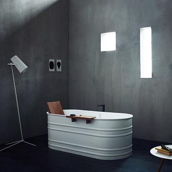 Agape Vieques Ванна отдельностоящая 171x72.6x63.5 см, цвет: белый