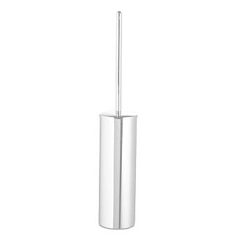 3SC Guy Туалетный ёршик, напольный, с длинной ручкой, цвет: белый матовый