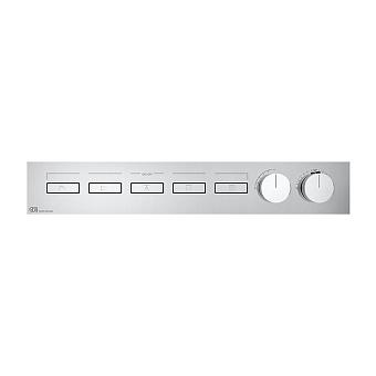 Gessi Hi-Fi Термостат для душа, с включением до 5 источников одновременно, цвет: хром