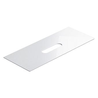 Catalano Horizon Столешница керамическая 125х25хh11см, подвесная/накладная, цвет: белый глянцевый