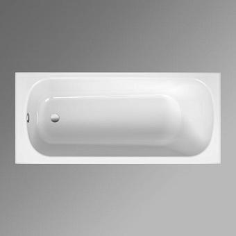 Bette Form 2020 Ванна встраиваемая 1900х800х420 мм., с системой антишум, цвет: белый