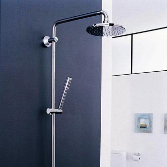 Grohe Душевые системы Rainshower® System 400 с термостатом, цвет: хром