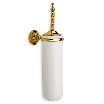 StilHaus Giunone Подвесной керамический ерш, цвет: золото/керамика