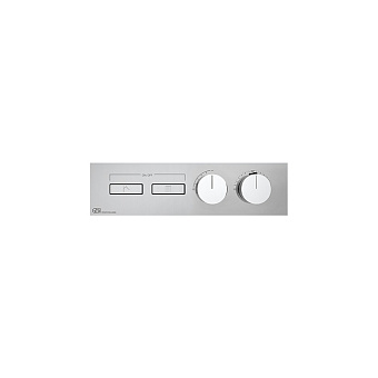Gessi Hi-Fi Термостат для душа, с включением до 2 источников одновременно, цвет: хром