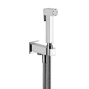 """Gessi Rettangolo Гигиенический душ, вывод воды на 1/2"""", цвет: хром"""