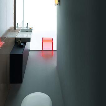 Laufen Kartell Тумба под раковину справа, 1200х270х610мм, с 1 дверцей и 2 створками, цвет: серая галька