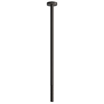 Gessi 316 Излив потолочный для удаленного управления, длина под заказ(365-1900мм), цвет: brushed black metal pvd