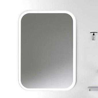 Agape Memory Зеркало c рамкой, цвет: белый
