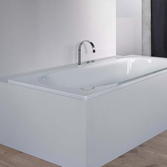 Bette Starlet Ванна встраиваемая, 180х80х42 см, с шумоизоляцией, BetteGlasur® Plus, цвет: белый